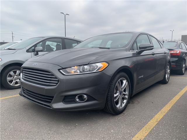 2016 Ford Fusion Hybrid SE (Stk: GR208595) in Sarnia - Image 1 of 5