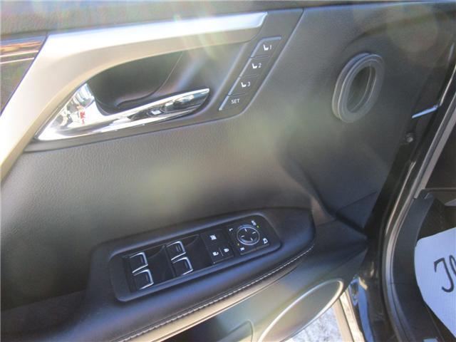 2016 Lexus RX 350 Base (Stk: 1990161) in Regina - Image 13 of 38