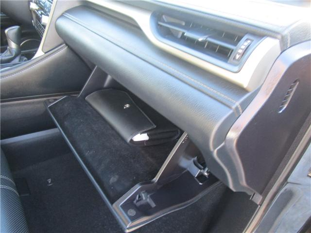 2016 Lexus RX 350 Base (Stk: 1990161) in Regina - Image 37 of 38