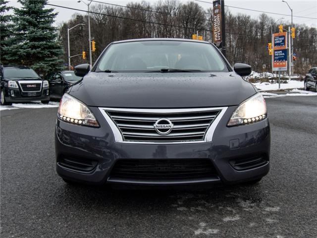 2014 Nissan Sentra 1.8 SV (Stk: P3205) in Ottawa - Image 2 of 12