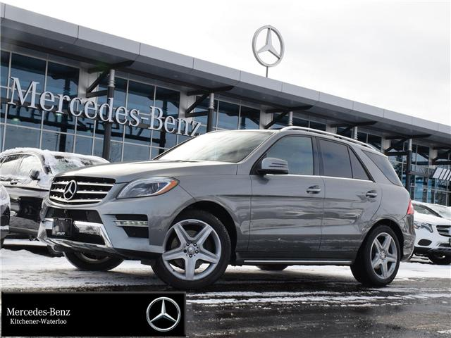 2014 Mercedes-Benz M-Class Base (Stk: 38221A) in Kitchener - Image 1 of 30