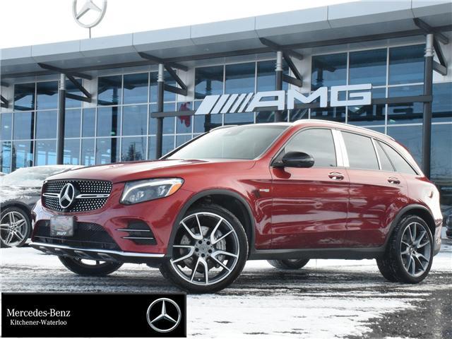2017 Mercedes-Benz AMG GLC 43 Base (Stk: U3696) in Kitchener - Image 1 of 30