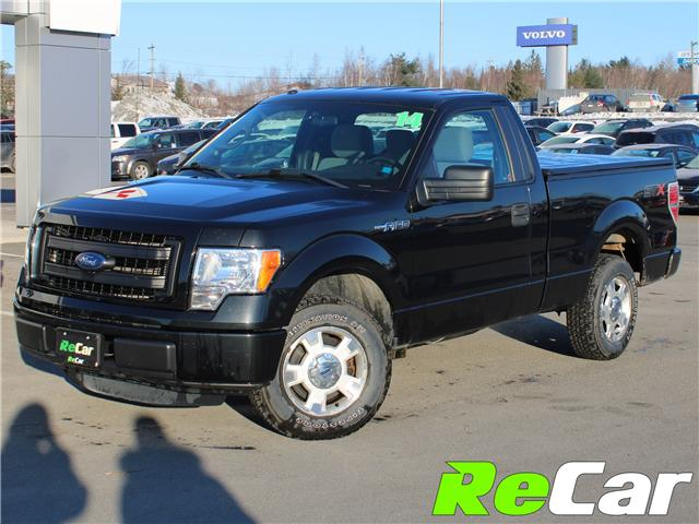 2014 Ford F-150 STX (Stk: 181310B) in Fredericton - Image 1 of 19