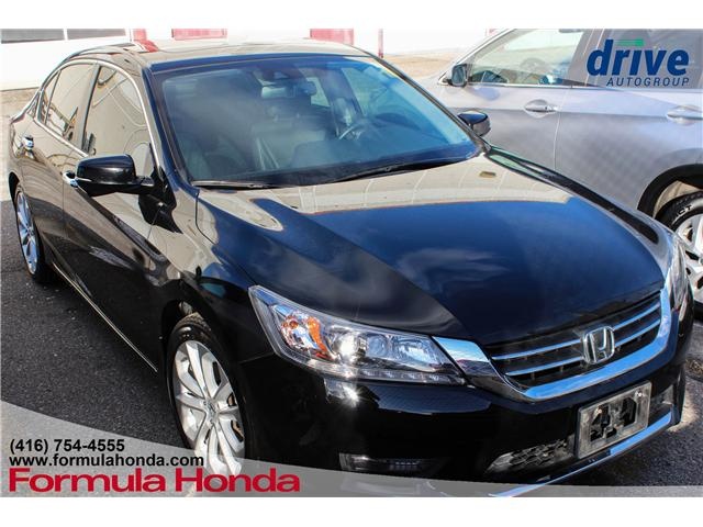 2015 Honda Accord Touring (Stk: B10814) in Scarborough - Image 1 of 25