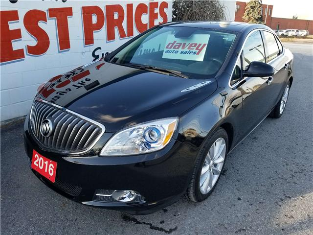 2016 Buick Verano Leather (Stk: 18-759) in Oshawa - Image 1 of 15