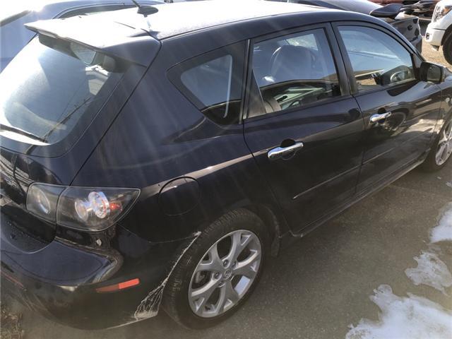 2009 Mazda Mazda3 GT (Stk: -) in Kemptville - Image 2 of 7