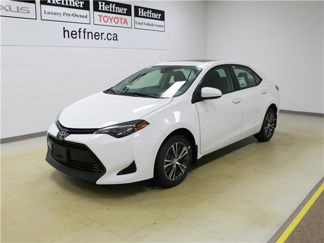 2019 Toyota Corolla LE (Stk: 190277) in Kitchener - Image 1 of 3