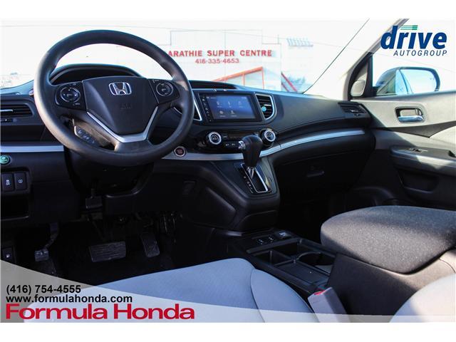 2015 Honda CR-V EX (Stk: B10821) in Scarborough - Image 2 of 30