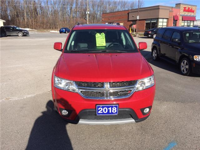 2018 Dodge Journey GT (Stk: svg956) in Morrisburg - Image 1 of 7
