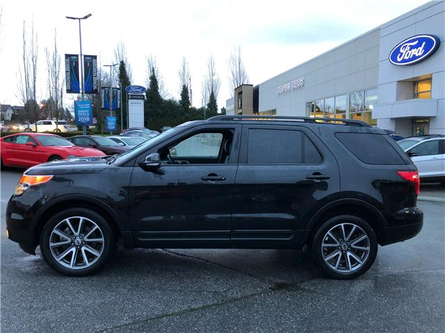 2015 Ford Explorer XLT (Stk: OP18398) in Vancouver - Image 2 of 25