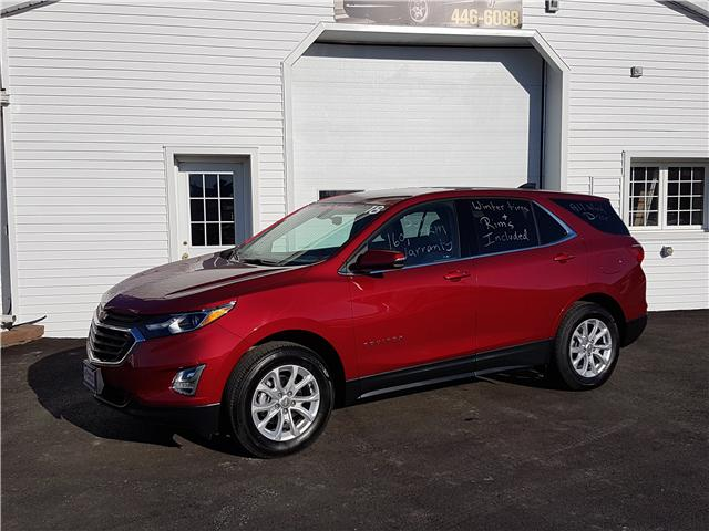 2018 Chevrolet Equinox 1LT (Stk: 537) in Oromocto - Image 1 of 26