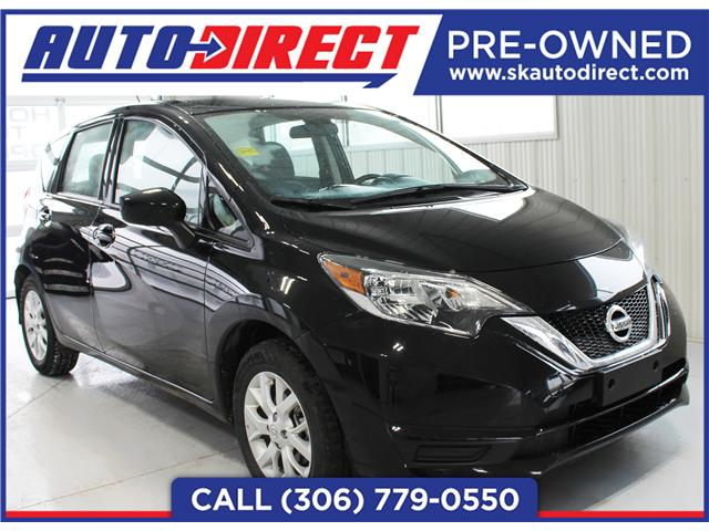 2017 Nissan Versa Note 1.6 SV (Stk: BB352420) in Regina - Image 1 of 18