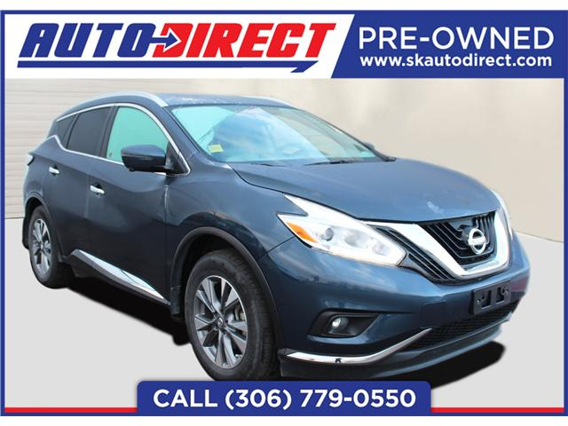 2016 Nissan Murano SL (Stk: BB141264) in Regina - Image 1 of 22