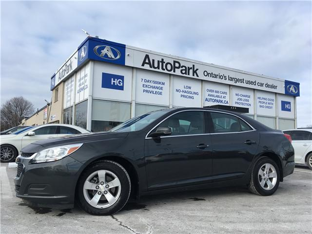 2014 Chevrolet Malibu 1LT (Stk: 14-29150) in Brampton - Image 1 of 24