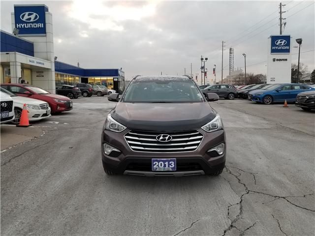2013 Hyundai Santa Fe XL Limited (Stk: 11537P) in Scarborough - Image 2 of 12