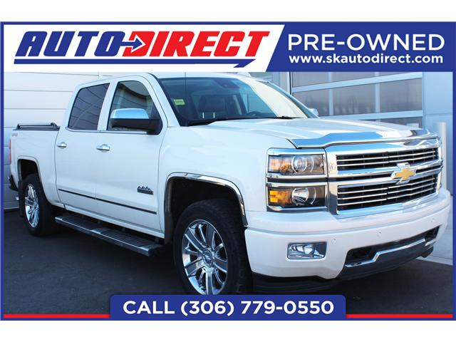 2015 Chevrolet Silverado 1500 High Country (Stk: NB91211BB) in Regina - Image 1 of 22