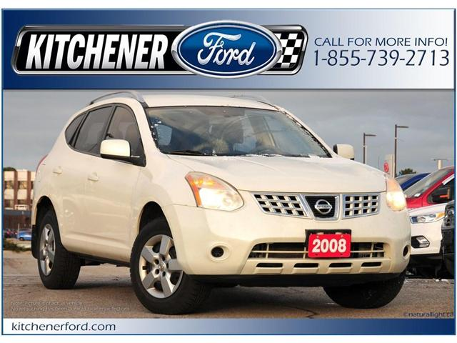 2008 Nissan Rogue S (Stk: 8E10460A) in Kitchener - Image 1 of 3