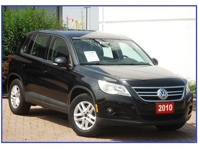 2010 Volkswagen Tiguan 2.0 TSI Comfortline (Stk: 144960A) in Kitchener - Image 2 of 13