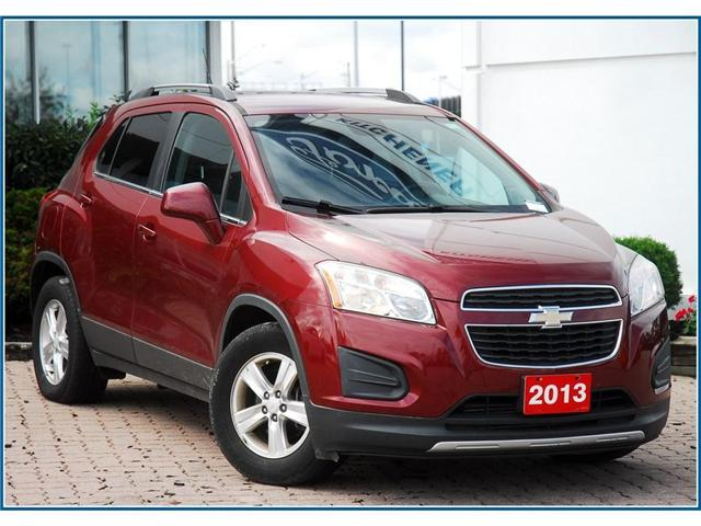 2013 Chevrolet Trax 1LT (Stk: D89450AX) in Kitchener - Image 2 of 13
