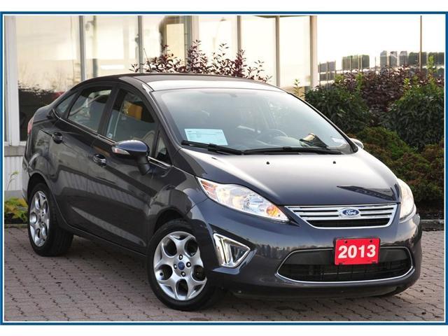 2013 Ford Fiesta Titanium (Stk: 7E2820A) in Kitchener - Image 2 of 18