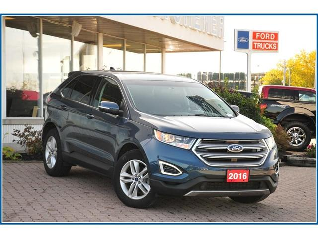 2016 Ford Edge SEL (Stk: 145880) in Kitchener - Image 2 of 18
