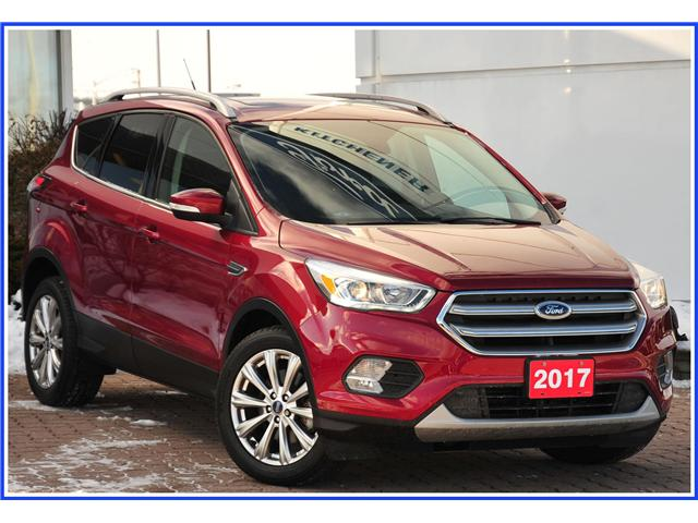 2017 Ford Escape Titanium (Stk: 146300) in Kitchener - Image 2 of 21
