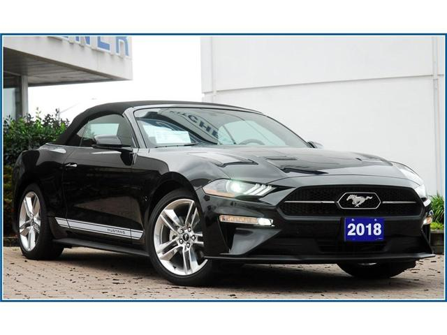 2018 Ford Mustang EcoBoost Premium (Stk: 145970) in Kitchener - Image 2 of 18