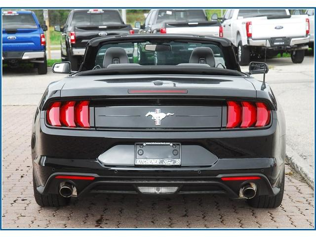 2018 Ford Mustang EcoBoost Premium (Stk: 145970) in Kitchener - Image 6 of 19