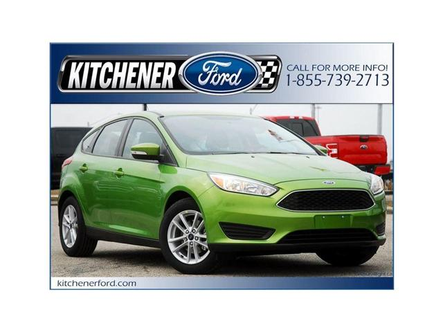 2018 Ford Focus SE (Stk: 8C5590) in Kitchener - Image 1 of 4