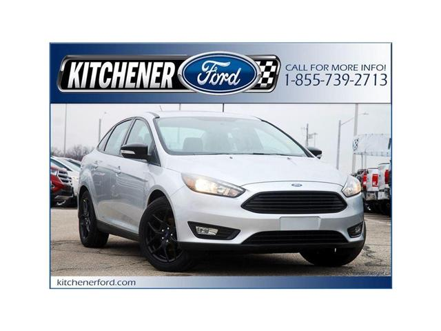 2018 Ford Focus SEL (Stk: 8C4260) in Kitchener - Image 1 of 4