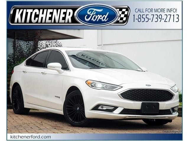 2018 Ford Fusion Hybrid Titanium (Stk: 145360A) in Kitchener - Image 1 of 20