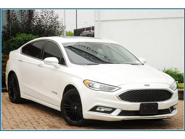 2018 Ford Fusion Hybrid Titanium (Stk: 145360A) in Kitchener - Image 2 of 20