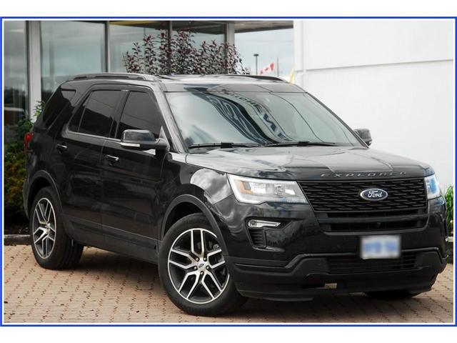 2018 Ford Explorer Sport (Stk: 145100) in Kitchener - Image 2 of 18