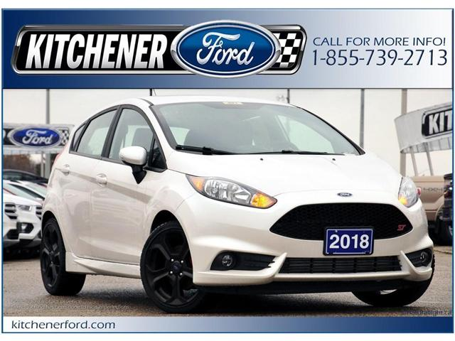 2018 Ford Fiesta ST (Stk: D88740) in Kitchener - Image 1 of 4