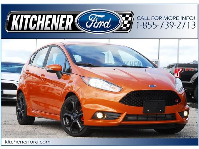 2018 Ford Fiesta ST (Stk: 8A7330) in Kitchener - Image 1 of 2
