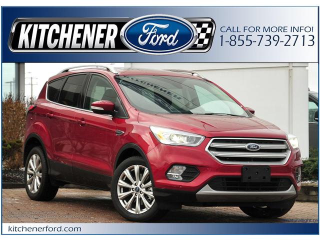 2018 Ford Escape Titanium (Stk: 146590) in Kitchener - Image 1 of 20
