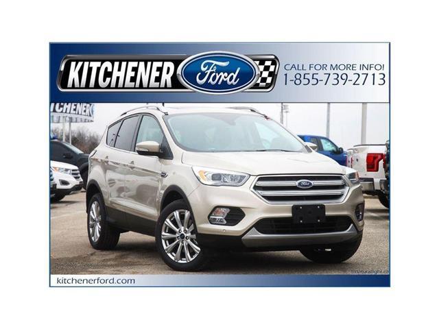 2018 Ford Escape Titanium (Stk: 8E4200) in Kitchener - Image 1 of 5