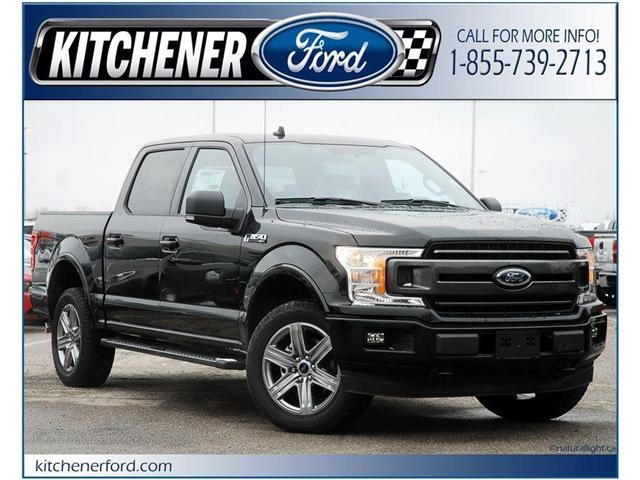 2018 Ford F-150 XLT (Stk: 8F2660) in Kitchener - Image 1 of 4