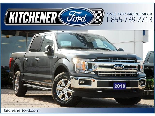 2018 Ford F-150 XLT (Stk: 145760) in Kitchener - Image 1 of 19
