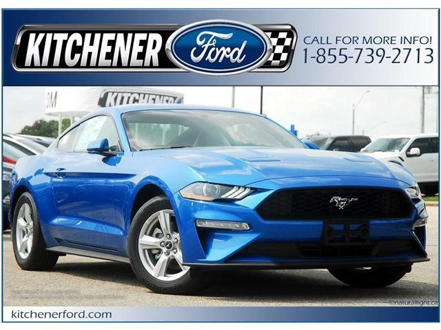 2019 Ford Mustang EcoBoost (Stk: 9M0040) in Kitchener - Image 1 of 3