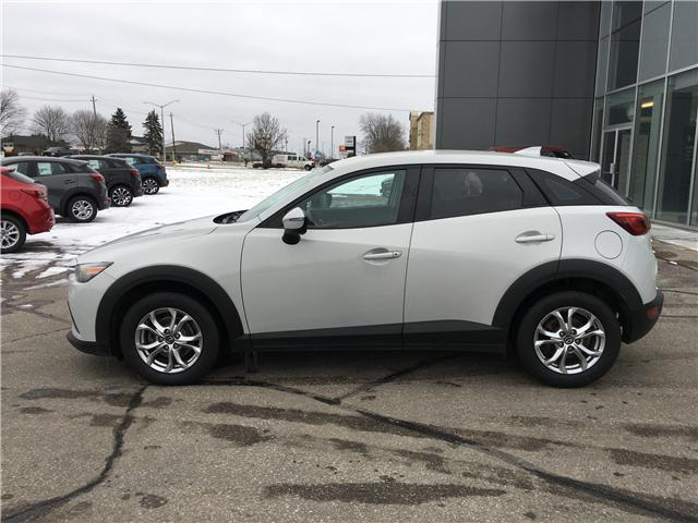 2016 Mazda CX-3 GS (Stk: UT299) in Woodstock - Image 2 of 20