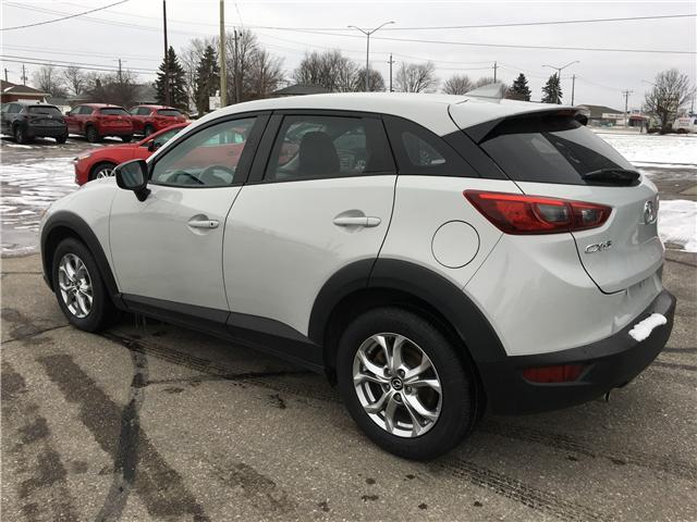 2016 Mazda CX-3 GS (Stk: UT299) in Woodstock - Image 3 of 20
