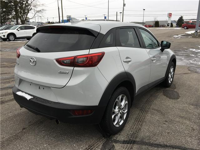 2016 Mazda CX-3 GS (Stk: UT299) in Woodstock - Image 5 of 20