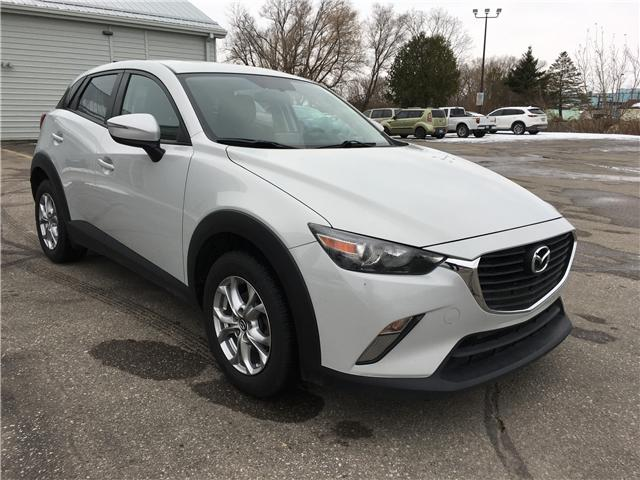 2016 Mazda CX-3 GS (Stk: UT299) in Woodstock - Image 7 of 20