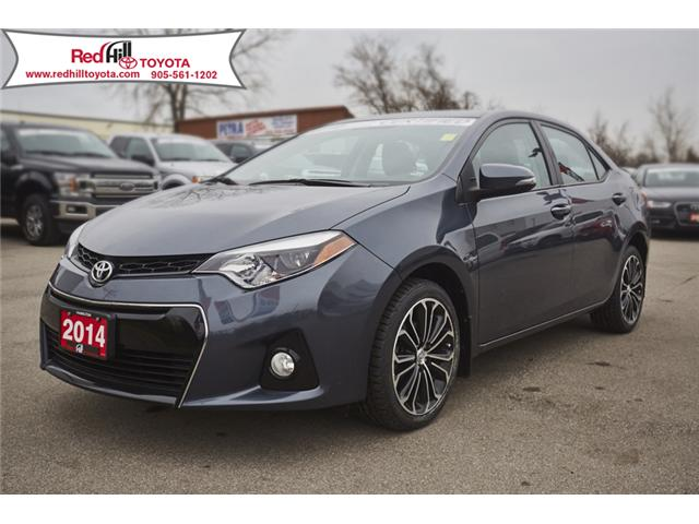 2014 Toyota Corolla S (Stk: 13585A) in Hamilton - Image 1 of 19