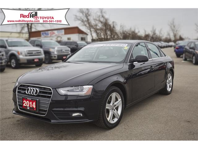 2014 Audi A4 2.0 Technik (Stk: 76415) in Hamilton - Image 1 of 23