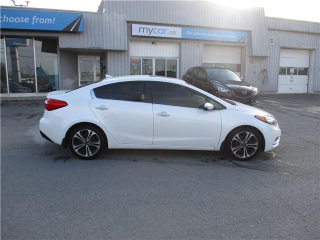 2015 Kia Forte 2.0L SX (Stk: 181963) in Kingston - Image 2 of 13