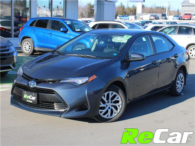 2017 Toyota Corolla LE (Stk: 181362A) in Fredericton - Image 1 of 9