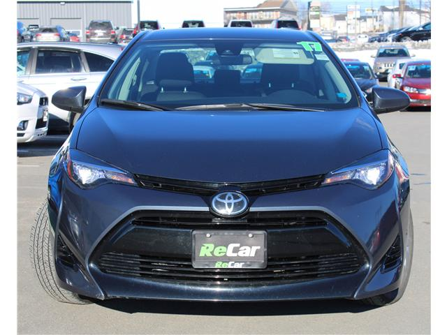 2017 Toyota Corolla LE (Stk: 181362A) in Fredericton - Image 2 of 9