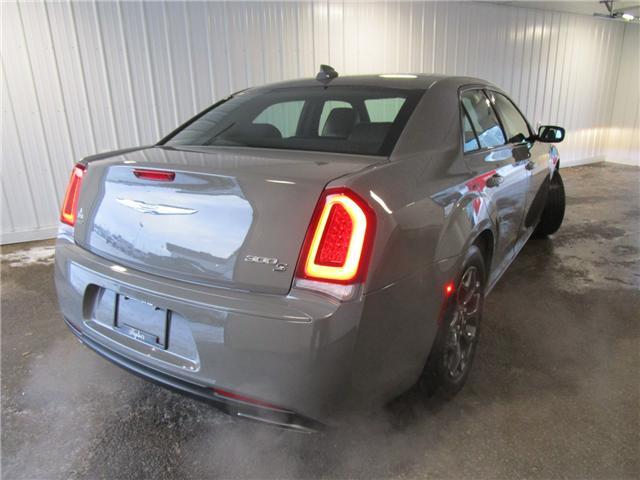 2018 Chrysler 300 S (Stk: F170438 ) in Regina - Image 7 of 35